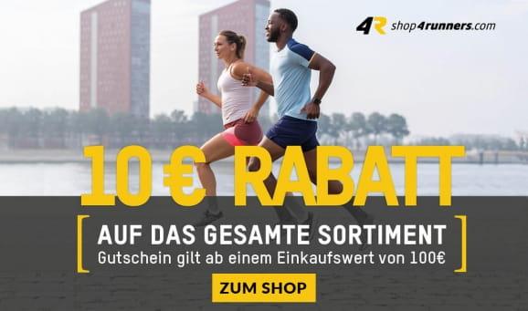 Zum shop4runners Gutschein
